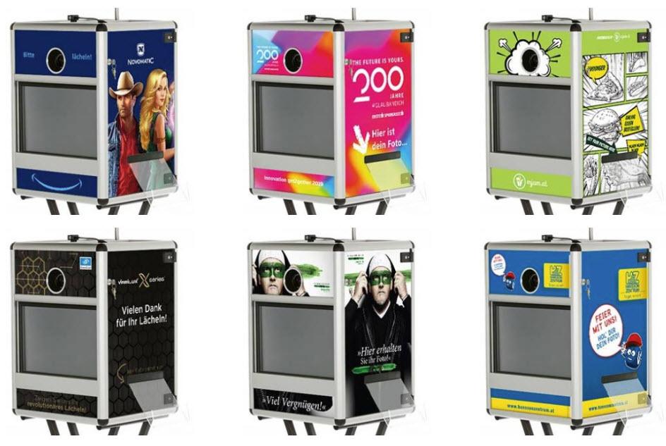 Fotobox Brandings
