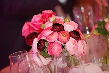 Fotobox Hochzeit Blumen